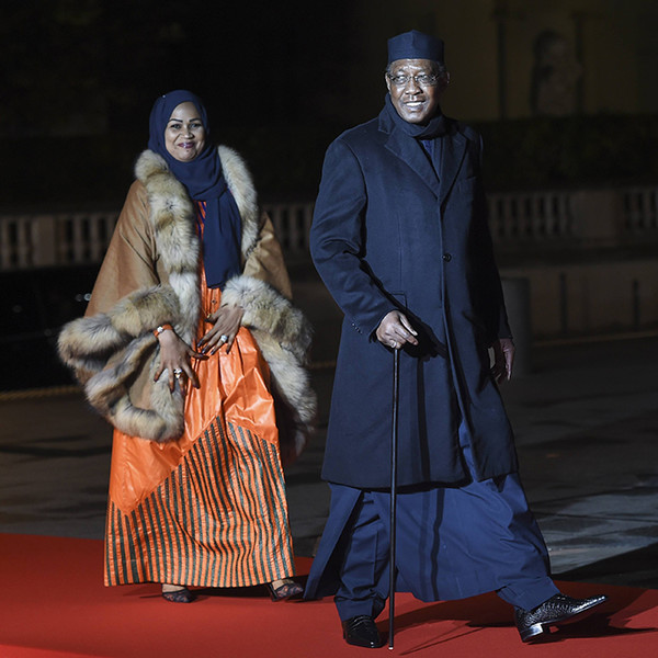 Фото №26 - Боги политического Олимпа: президенты и их жены на званом ужине в Париже