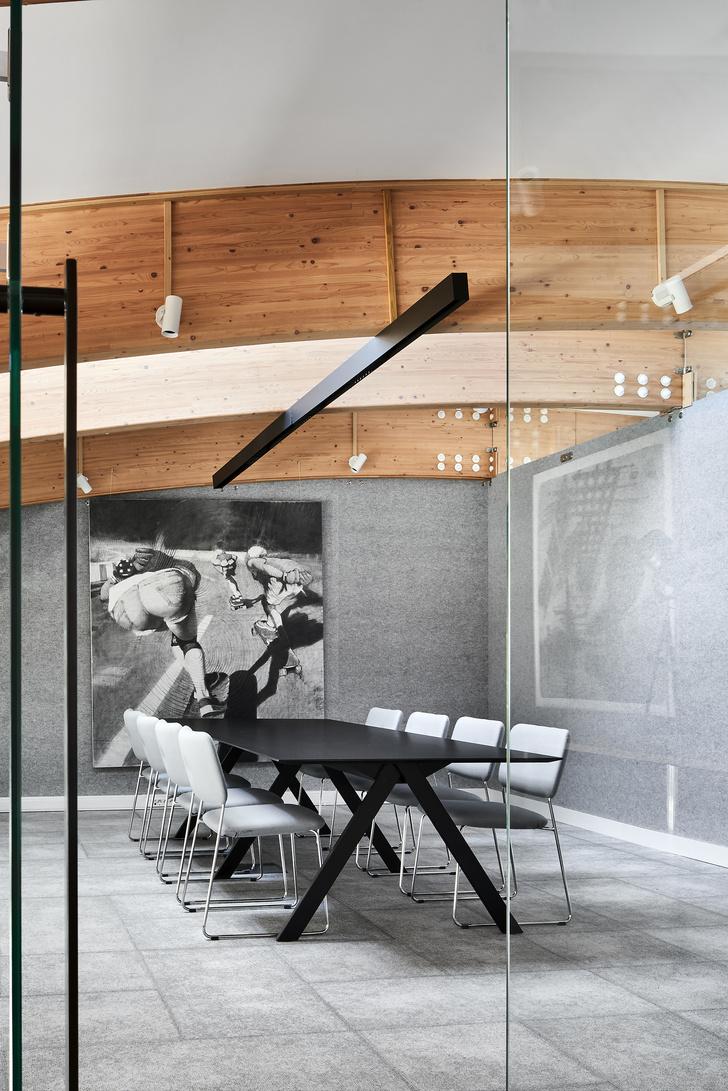 Фото №3 - Уютный офис в скандинавском стиле с верандой в Петербурге