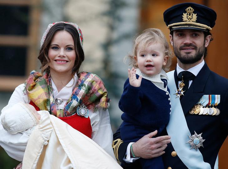 Фото №2 - Принцесса София стала «Суровым викингом»