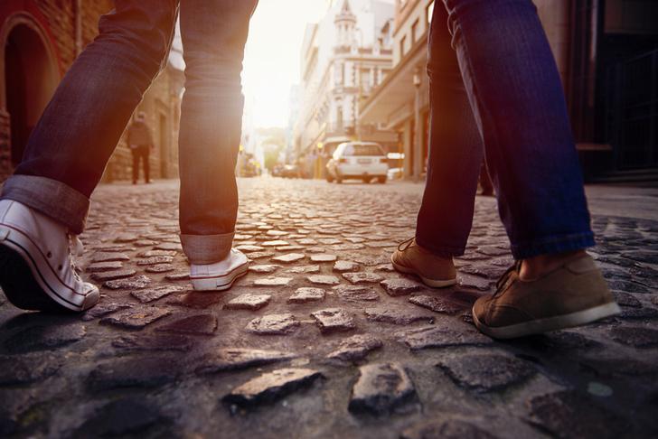 Фото №1 - Психически неустойчивых людей можно узнать по походке