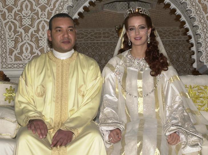 Фото №1 - Ни принцессы, ни украшений: у короля Марокко похитили драгоценности на несколько миллионов долларов