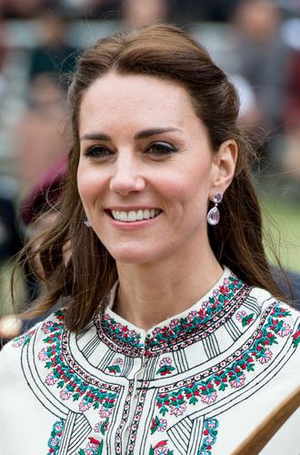 Фото №4 - Драгоценности герцогини: любимые ювелирные бренды Кейт Миддлтон