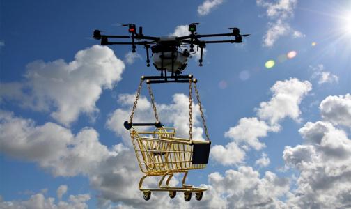 Фото №1 - В Нидерландах дроны будут доставлять лекарства в руки пациентам