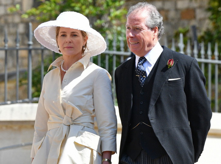 Фото №3 - Неделя разводов в БКС: сын принцессы Маргарет расстался с женой после 26 лет брака