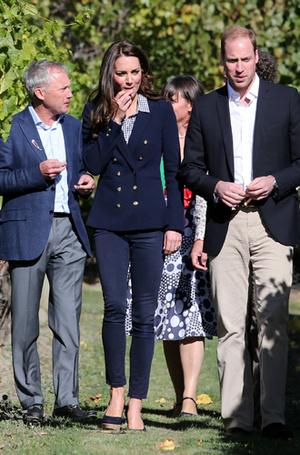 Фото №34 - Любимые бренды одежды герцогини Кембриджской
