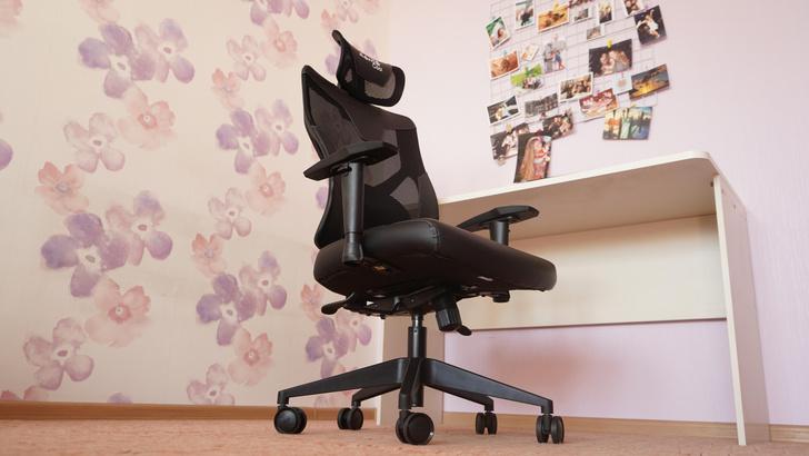 Фото №5 - Выбираем комфортное кресло для домашнего офиса