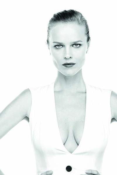 Фото №2 - Ева Герцигова: «Женщина без возраста – это женщина с идеальной кожей»