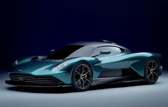 Фото №3 - Aston Martin Valhalla: главный британский долгострой готов. Почти