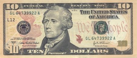 Фото №5 - Картинная галерея: доллар США