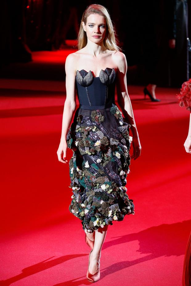 Фото №9 - Дому моды Ulyana Sergeenko присвоен статус члена-корреспондента Федерации высокой моды в Париже