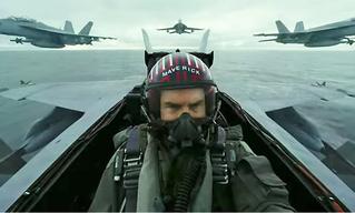 Вышел трейлер нового Top Gun с Томом Крузом (видео)