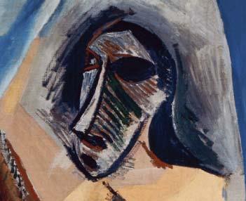 Фото №3 - Другое измерение: 8 секретов «Авиньонских девиц» Пикассо