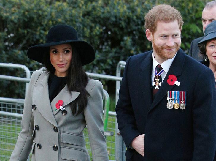 Фото №1 - Что заставило Меган Маркл и принца Гарри проснуться так рано