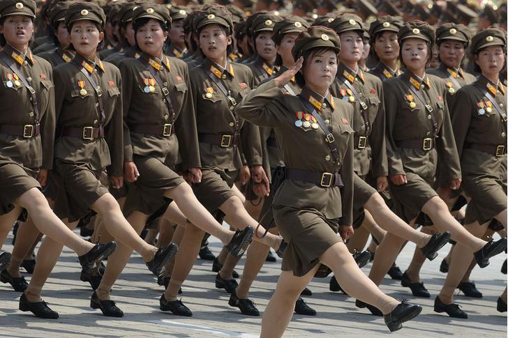 Фото №2 - 5 безумных слухов о Ким Чен Ыне