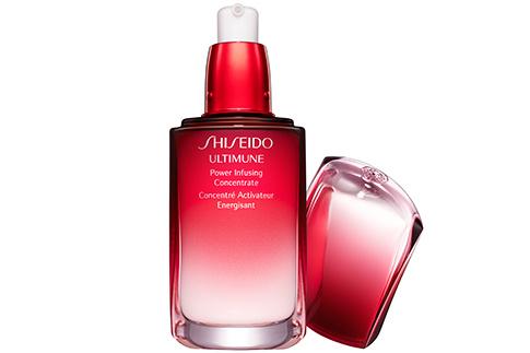 энергетический концентрат для лица Ultimune, Shiseido