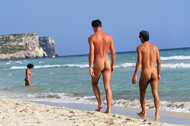 Фото №4 - #мойпервыйраз. На нудистском пляже