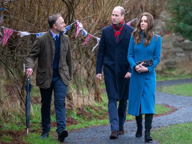 Фото №3 - Самый необычный тур Кембриджских: куда Кейт и Уильям отправились перед Рождеством