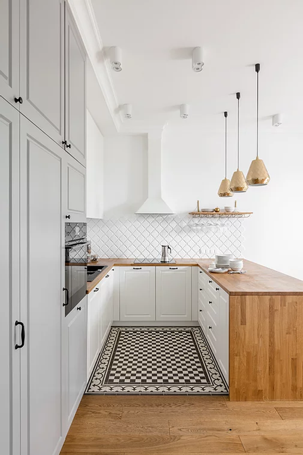 Фото №8 - Уютная квартира с изразцовой печью в Варшаве