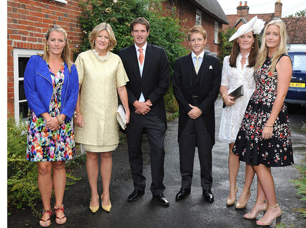 Фото №5 - Хью Гросвенор: крестный отец принца Джорджа, потомок Пушкина и самый молодой миллиардер Великобритании