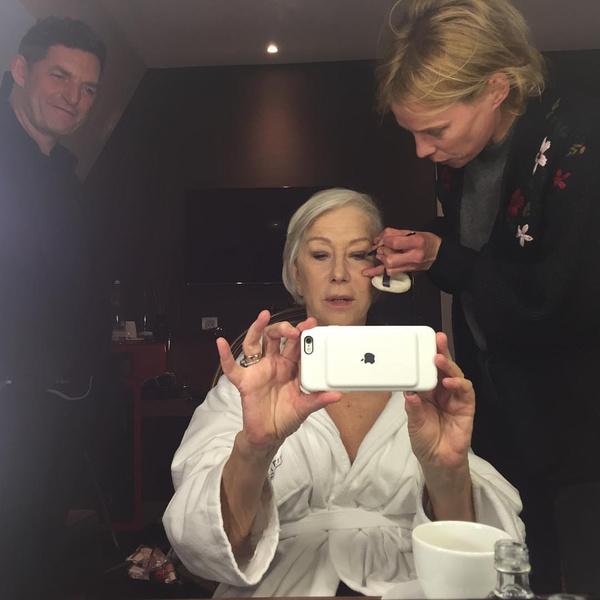 Фото №2 - Что делает 75-летняя Хелен Миррен, чтобы выглядеть на 50