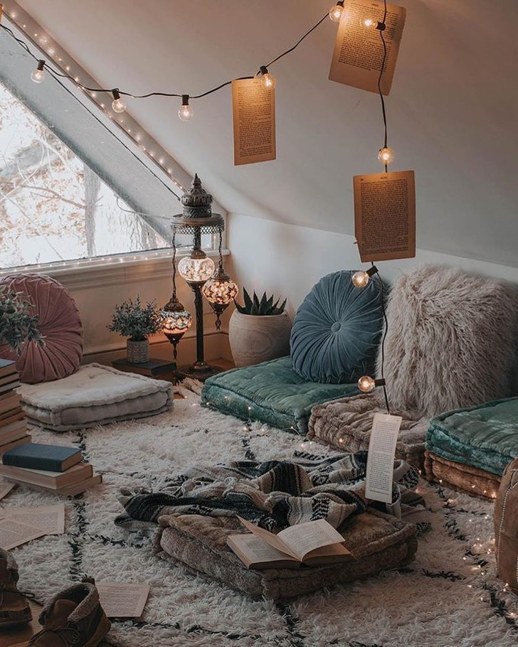 Фото №8 - Спальня в стиле бохо: идеи оформления