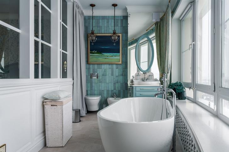 Фото №1 - Вопросы читателей: окно в ванной комнате