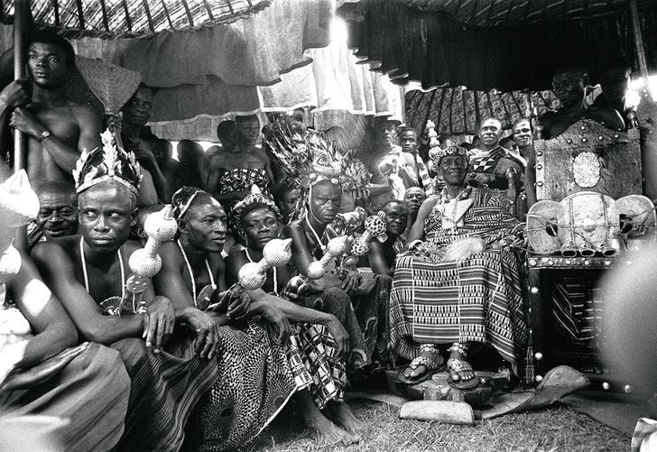 Фото №4 - Как проходили выборы во времена, когда предыдущего президента можно было съесть
