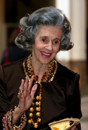 Фото №49 - Вне возраста: стильные приемы европейских аристократок (и аристократов)