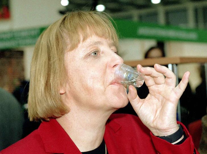 Фото №9 - Ангела Меркель, какой ее мало кто знает (или помнит)