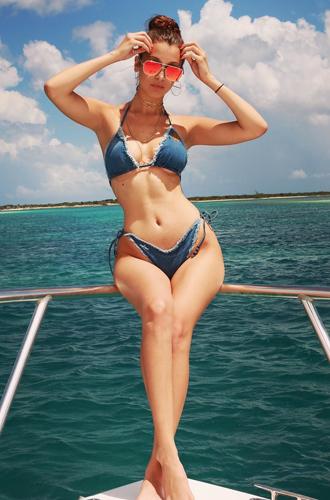 Фото №3 - Секретная диета Беллы Хадид, или как худеют ангелы Victoria's Secret