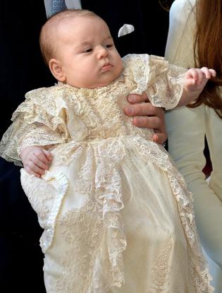 Фото №1 - Гроза учителей: непослушный принц Джордж