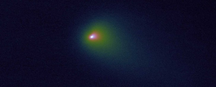 Фото №1 - Межзвездная комета Борисова разрушается
