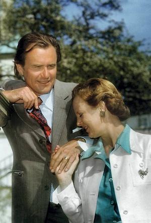 Фото №20 - Принц Хенрик и Королева Маргрете: история любви в фотографиях