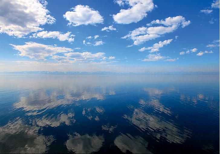 Фото №1 - Призраки Байкала