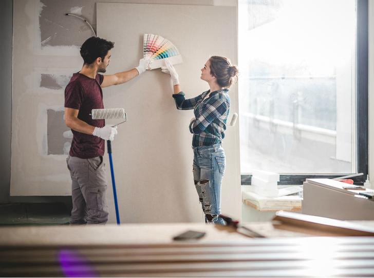 Фото №1 - Как сделать ремонт в квартире и не развестись