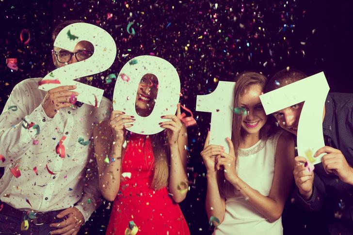 Фото №1 - Опрос показал, как жители России проведут Новый год