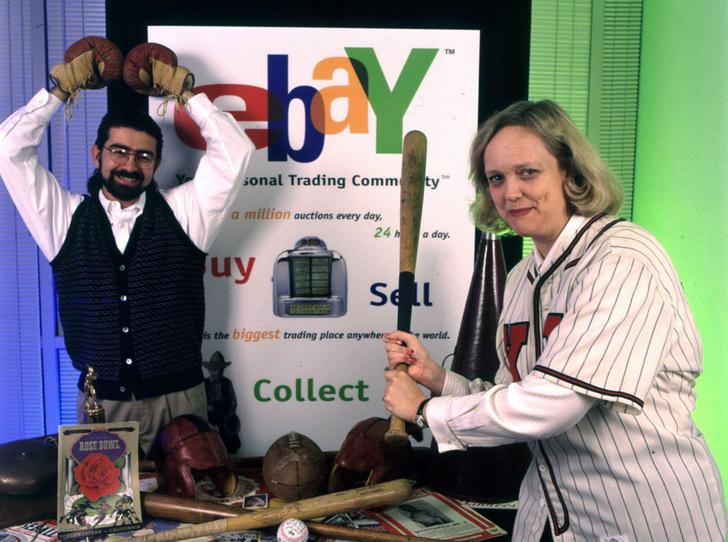 Фото №2 - Маргарет Уитмен: как американская предпринимательница привела Ebay к успеху