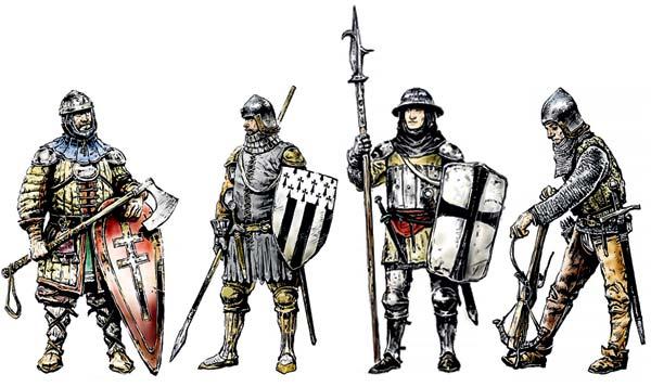 Фото №2 - Последние удары тевтонского меча