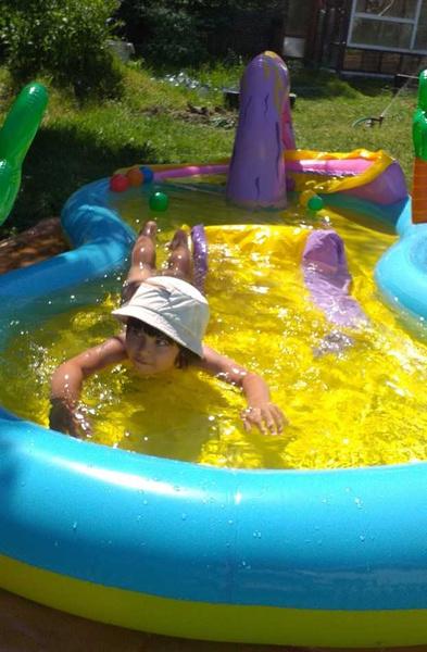 Фото №6 - Детский конкурс «Я на солнышке лежу»: голосуем за самое яркое фото