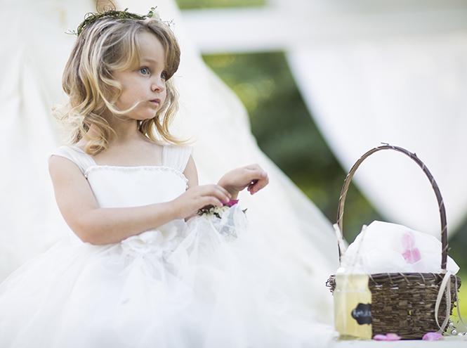 Фото №3 - На свадьбу с ребенком: чем занять малыша?