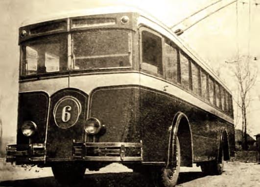 Фото №3 - Забытая трагедия ленинградского троллейбуса №2