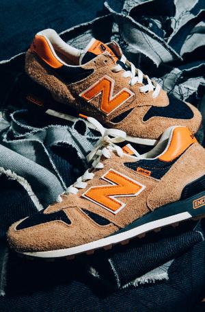 Фото №3 - Американская классика: новые кроссовки из коллаборации Levi's и New Balance