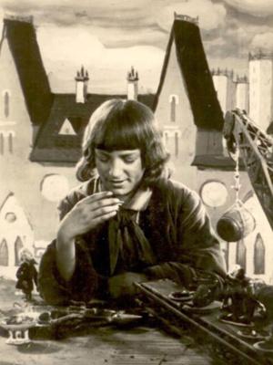 Фото №4 - Что посмотреть: «Франкенвини» и еще 9 крутых черно-белых мультфильмов