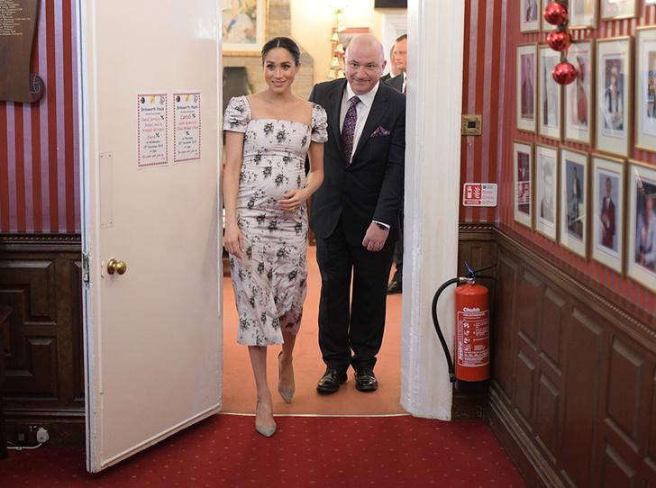 Фото №4 - Герцогиня Меган не прощается с кино (но примеряет новую роль)