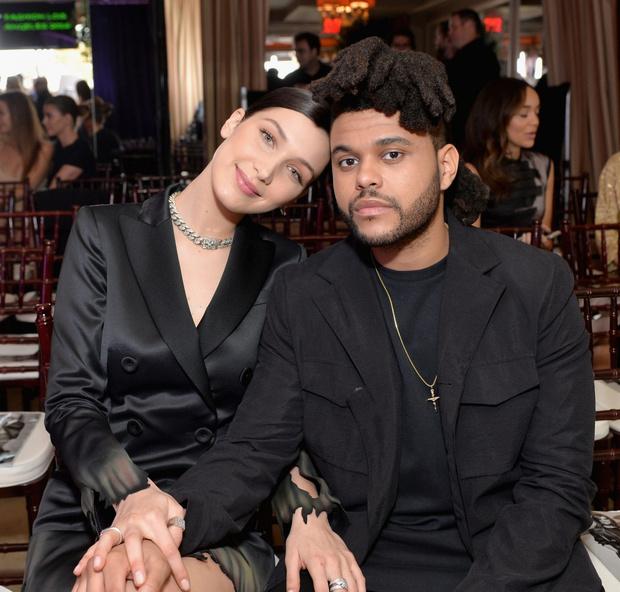 Фото №3 - «Опять на связи»: Белла Хадид простила The Weeknd, с которым встречалась четыре года