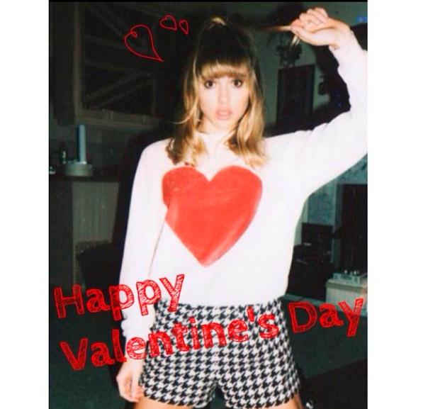 Фото №21 - Звездный Instagram: В предвкушении Дня Святого Валентина