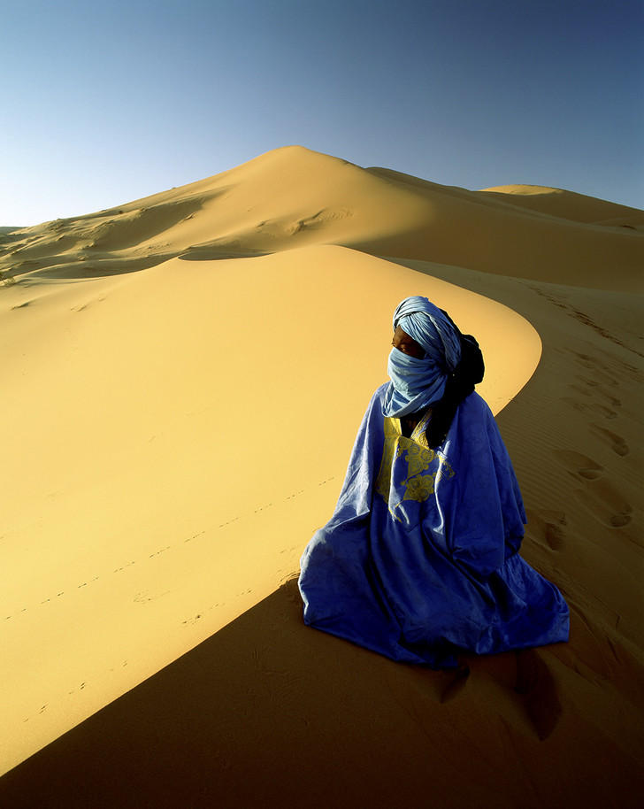 Фото №6 - Рабочий момент: капитан пустыни