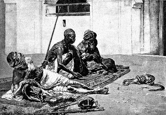 Фото №4 - Марокко сто лет назад: Всадник на троне