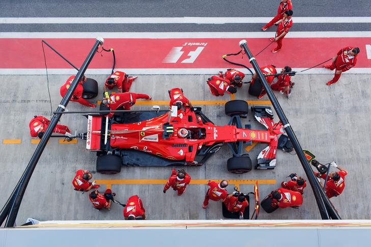 Фото №3 - Гран-При «Формулы-1» в Сочи в трех высказываниях