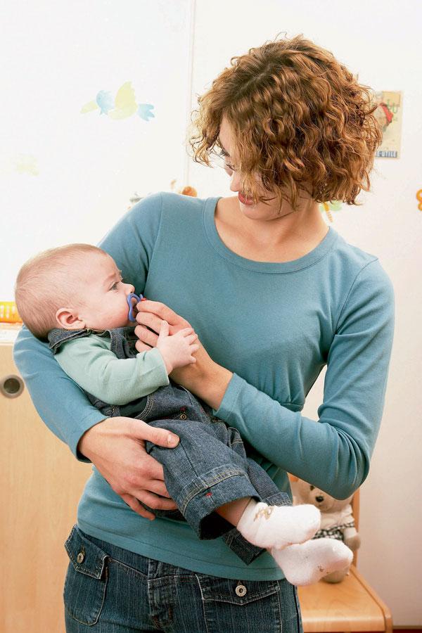 Фото №4 - 7 способов успокоить малыша